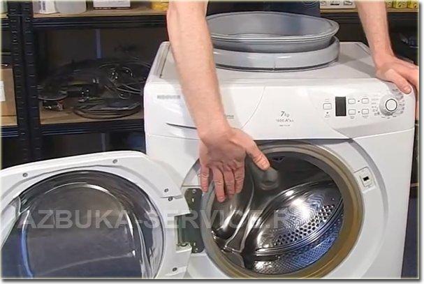 Как покрасить стиральную машину своими руками 7