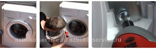 Ремонт стиральных машин своими руками индезит замена